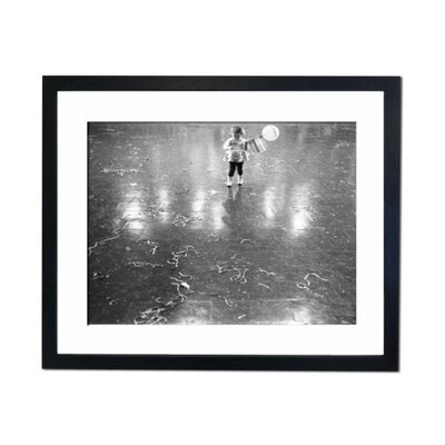 Culture Decor End of The Day Framed Photographic Print