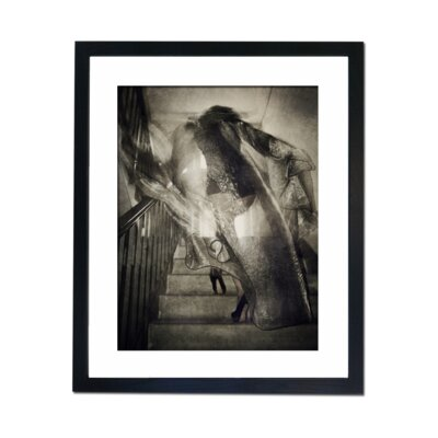 Culture Decor Billowing Framed Graphic Art