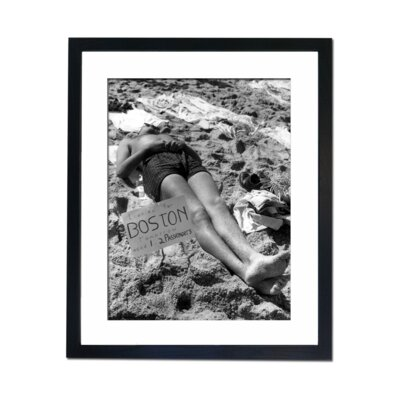 Culture Decor Catching Some Rays Framed Photographic Print