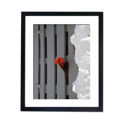 Culture Decor Wake Up Call Framed Photographic Print