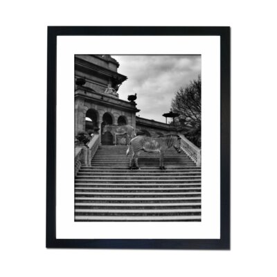 Culture Decor Illusions Framed Photographic Print