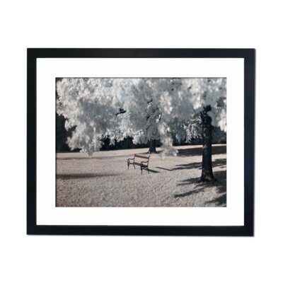 Culture Decor Serene Scene Framed Photographic Print