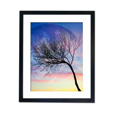 Culture Decor World Tree Framed Photographic Print