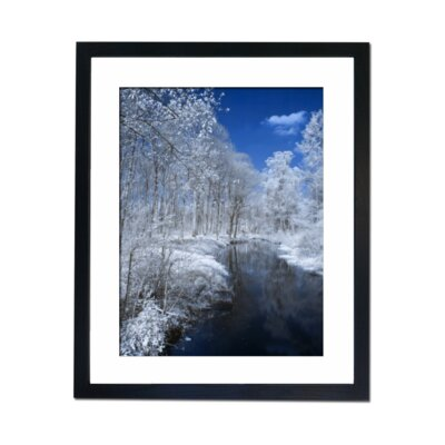 Culture Decor Ice Cold Framed Photographic Print