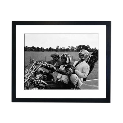 Culture Decor Easy Rider Framed Photographic Print