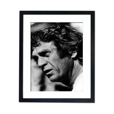 Culture Decor Steve McQueen Framed Photographic Print