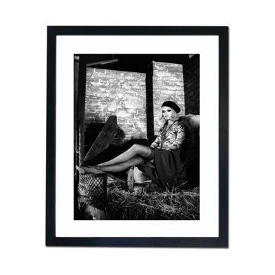 Culture Decor Brigitte Bardot - Sexy French Framed Photographic Print