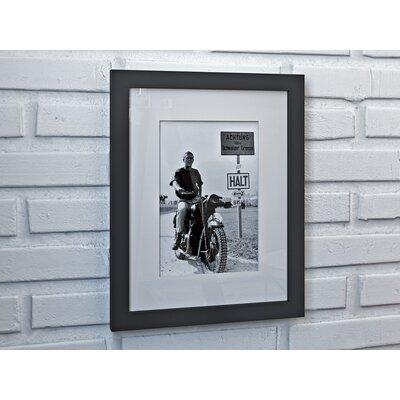 Culture Decor Steve McQueen Great Escape Framed Photographic Print