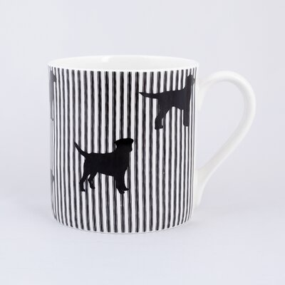 Buttercup of London 10cm Fine Bone China Labrador Mug