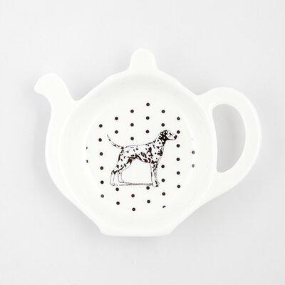 Buttercup of London Dalmation 15cm Bone China Tea Tidy