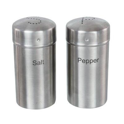 Buckingham 2 Piece Salt and Pepper Set