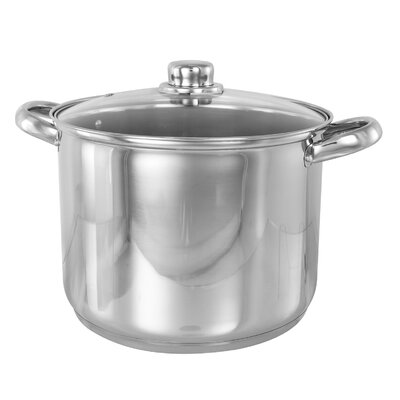 Buckingham 11L Stock Pot with Lid