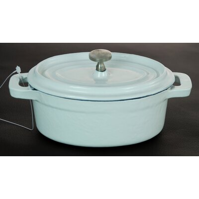 Buckingham 0.23L Cast Iron Oval Casserole