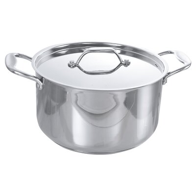 Buckingham 5.8L Stock Pot with Lid
