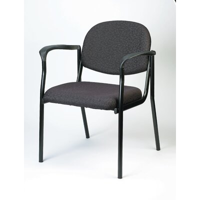 Dakota Side Chair Seat Color: Charcoal