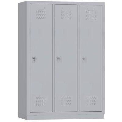 Bakpol s.c. 3 Door Clothes Locker