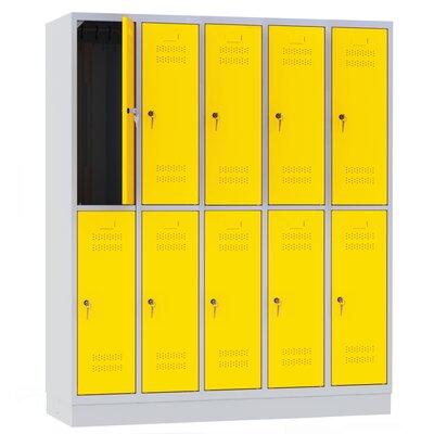 Bakpol s.c. 10 Door Clothes Locker