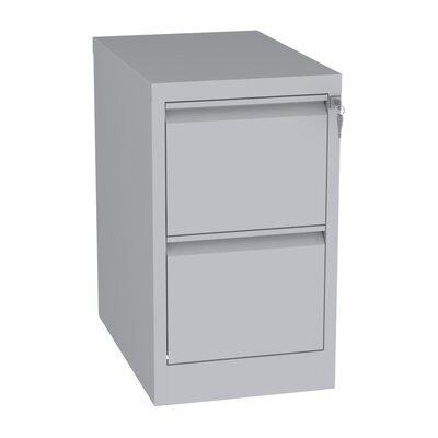 Bakpol s.c. 2-Drawer Mobile Vertical Filing Cabinet