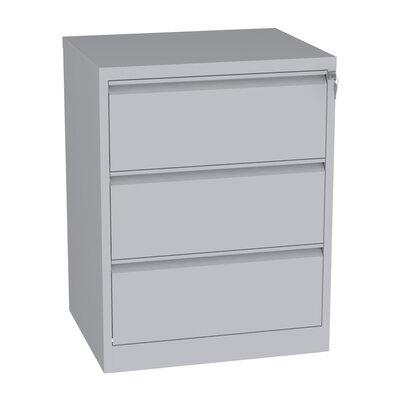 Bakpol s.c. 3-Drawer Mobile Vertical Filing Cabinet