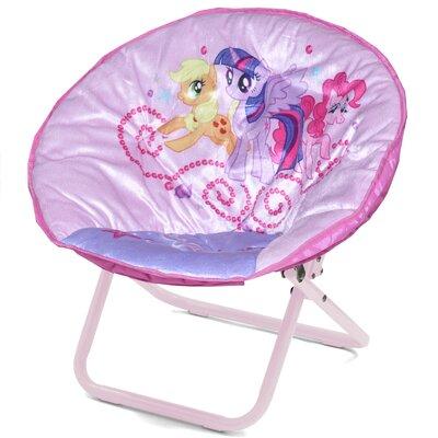 Toddler Mini Saucer Kids Camping Chair