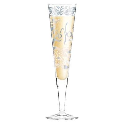 Ritzenhoff 0.3 L Champagnerglas Champus mit Stoffserviette