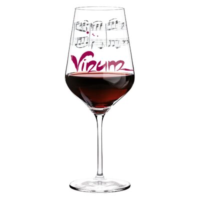 Ritzenhoff 0.58 L Rotweinglas Red