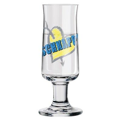 Ritzenhoff 40 mL Schnapsglas Schnapps mit Schnapsdeckeln