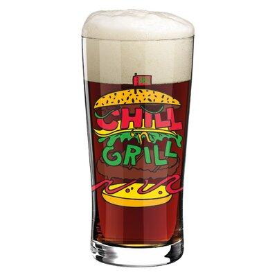 Ritzenhoff Bierglas Beer & More mit Bierdeckeln