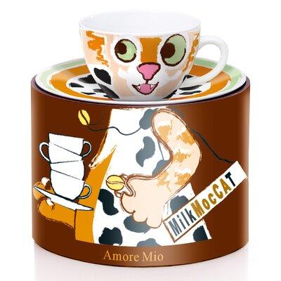Ritzenhoff Cappuccino Tassen-Set Amore Mio