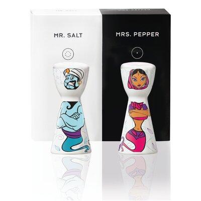 Ritzenhoff 2-tlg. Salz- und Pfefferstreuer-Set Mr. Salt & Mrs. Pepper