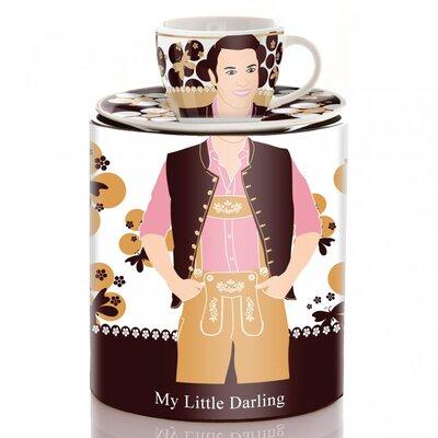 Ritzenhoff Espresso Tassen-Set My Little Darling