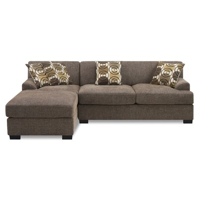 Mila Reversible Chaise Sectional