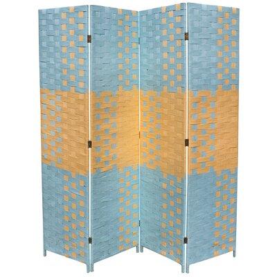 Symone 4 Panel Room Divider