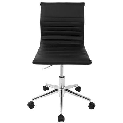 Calveston Office Chair Color: Black