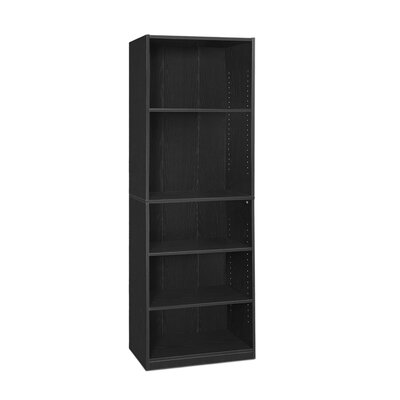 Offutt Standard Bookcase Color: Blackwood