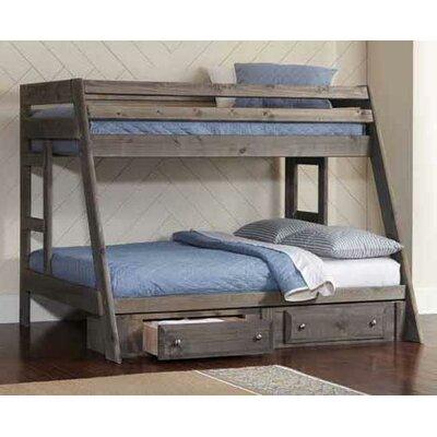 Wrangler Twin Over Full Bed