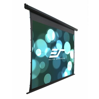 """Spectrum MaxWhite Electric Projection Screen Viewing Area: 125"""" Diagonal"""