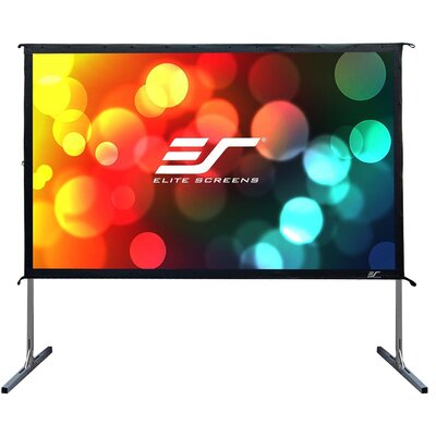 """Yard Master 2 Series 120"""" Portable Projection Screen"""