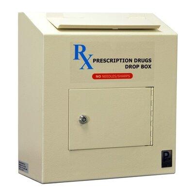 Prescription Steel Drop Box
