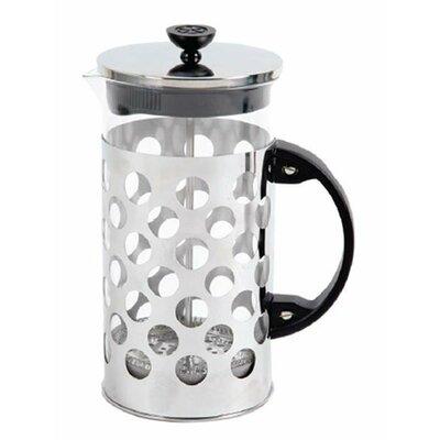 Mr. Coffee Polka Dot Brew French Press Coffer Maker