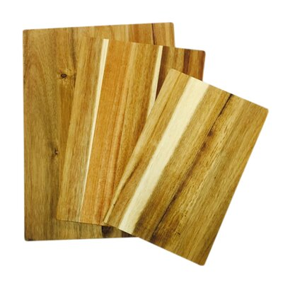 Oster 3 Piece Acacia Wood Goemon Cutting Board
