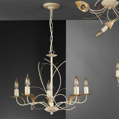 JH Miller Angelica 5 Light Style Chandelier