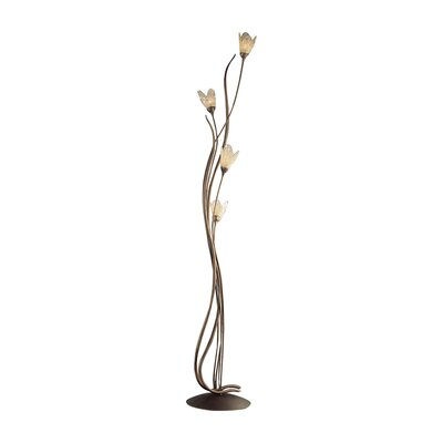 JH Miller Windsor 168cm Uplighter Floor Lamp