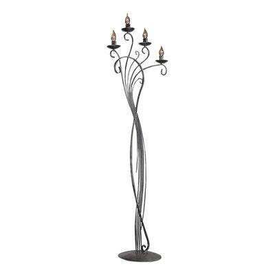 JH Miller York 172cm Uplighter Floor Lamp