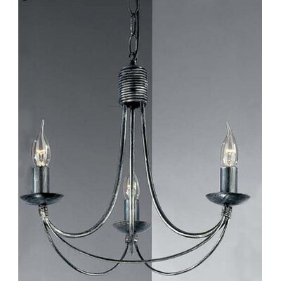 JH Miller Lecco Chandelier