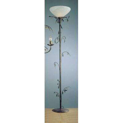 JH Miller Olivia 180cm Uplighter Uplighter Floor Lamp
