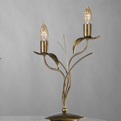 JH Miller Angelica 37cm Table Lamp