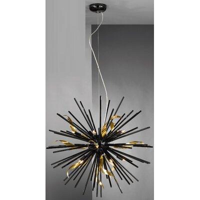 JH Miller Riccio 10 Light Pendant