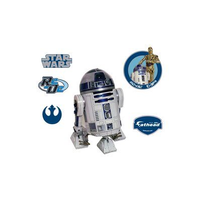Fathead Star Wars R2-D2 Wall Decal