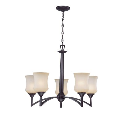 Lite Source Ethan 5 Light Chandelier